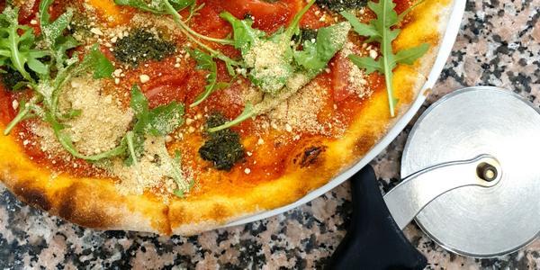 Vegán Pizzák