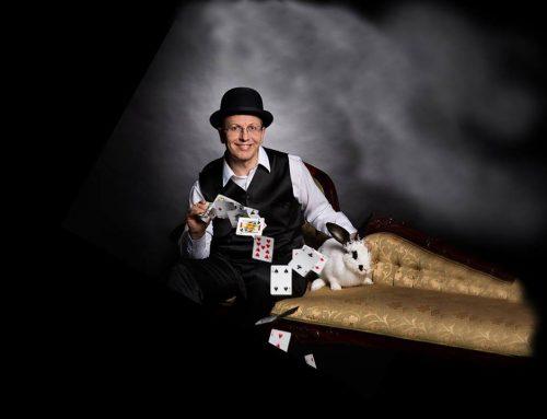 Magic à  la carte – Habók János bűvészműsora