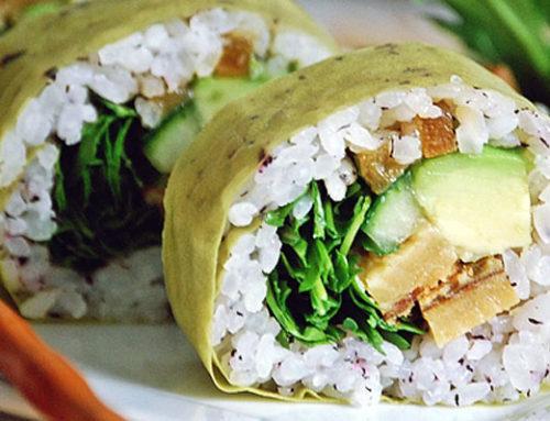 Vegán sushi workshopok cégeknek, baráti társaságoknak